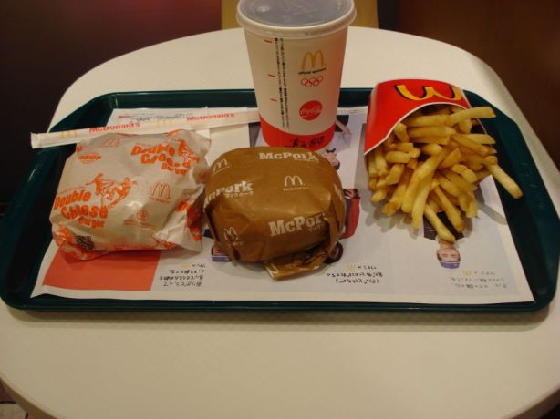 McPorksandwich