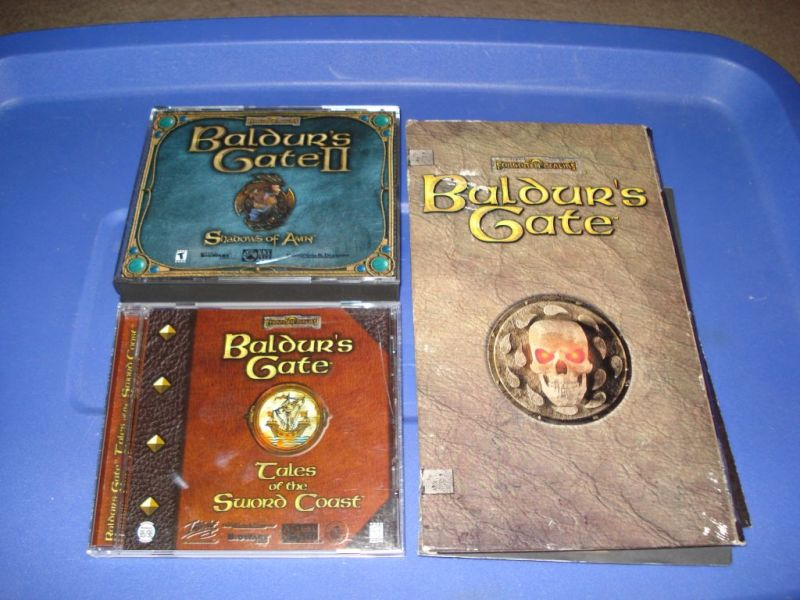 Baldurs Gate Manual Pdf
