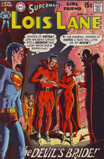 Superman's Girlfriend, Lois Lane Issue 103