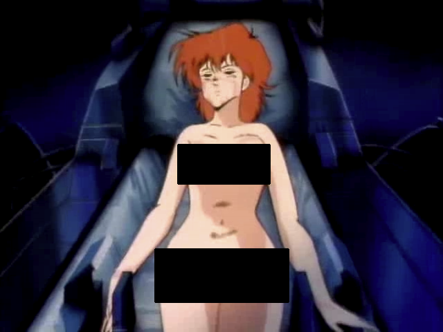 list of anime with nudity