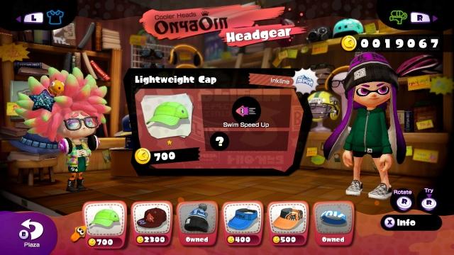 WiiU Splatoon Screenshot Annie