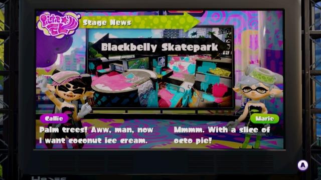 Splatoon Screenshot Squid Sisters
