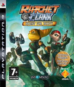 Ratchet_&_Clank_Future_Quest_for_Booty_Game_Cover