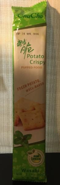 potato crispy