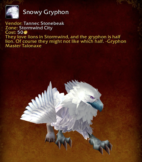 wowsnowygryphon